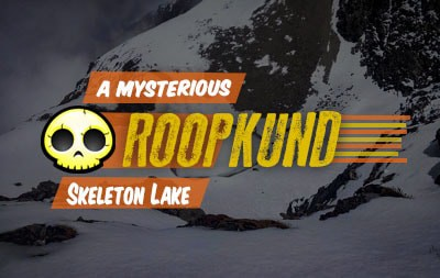 roopkund skeleton lake trek