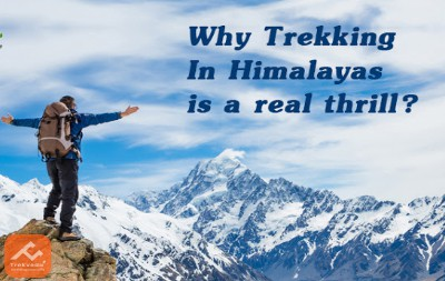 Why Trekking In Himalayas is a Real Thrill?