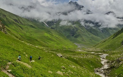 Pin-Bhaba-Pass Trek