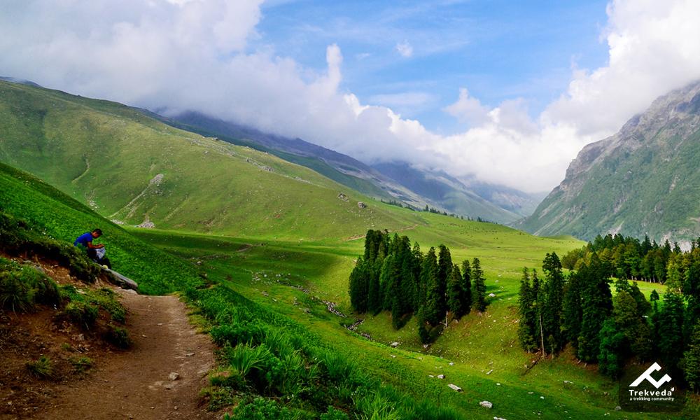 Buran Ghati Route from Shimla