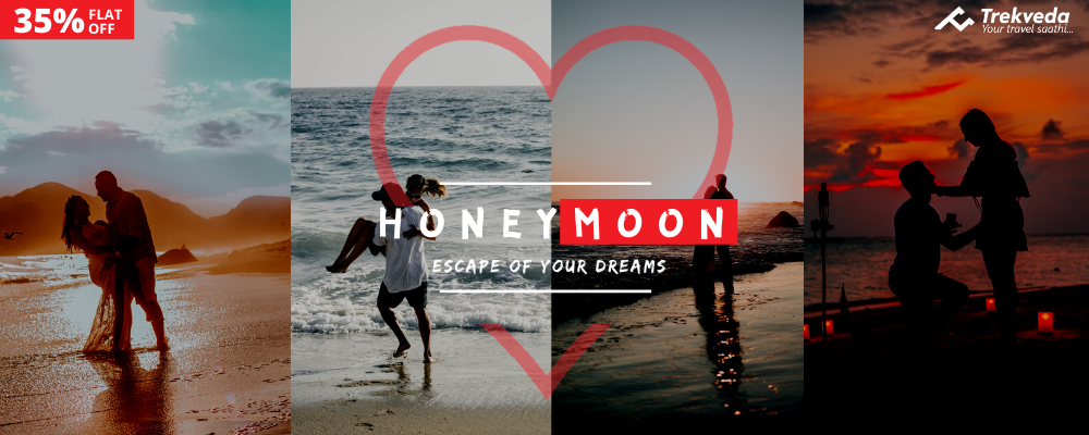 Exciting offer | Flat 35% OFF | Honeymoon tour packages
