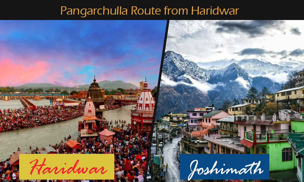 Pangarchulla Route from Haridwar
