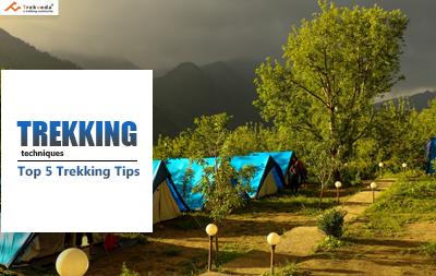 Trekking Techniques: Top 5 Trekking Tips