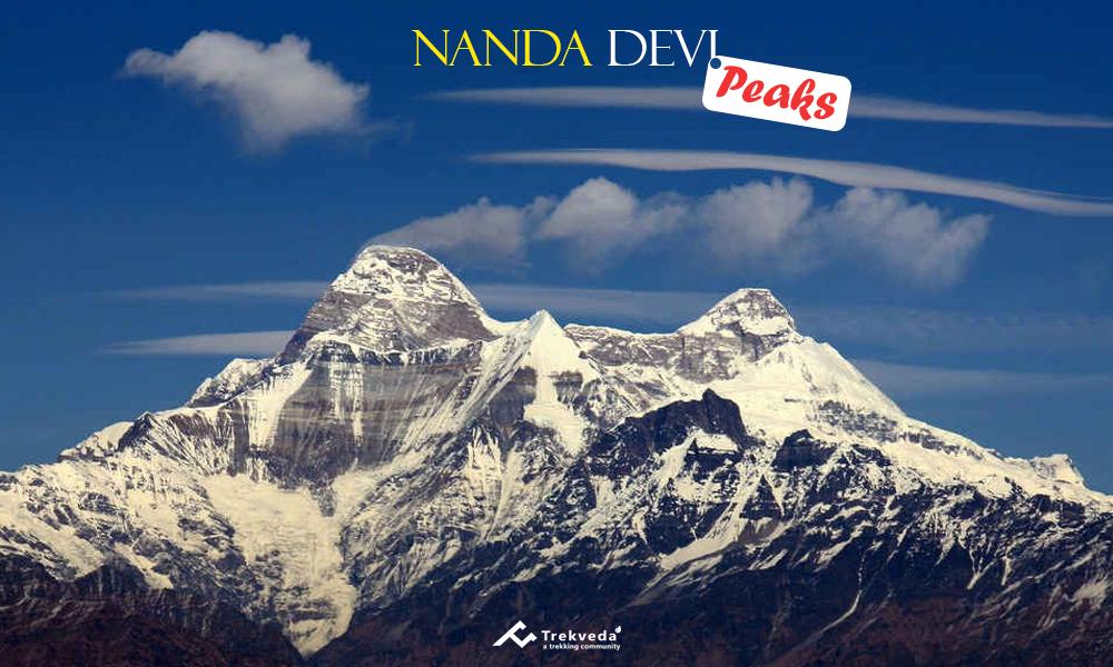 Nanda Devi Peaks
