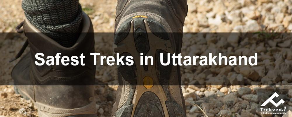 Safest Treks in Uttarakhand