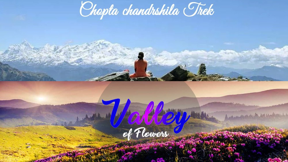 Visit Valley of Flowers and Chopta Chandrshila Trek Now