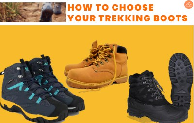 How to Choose Your Trekking Boots