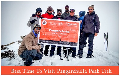 Best Time to do Pangarchulla Trek