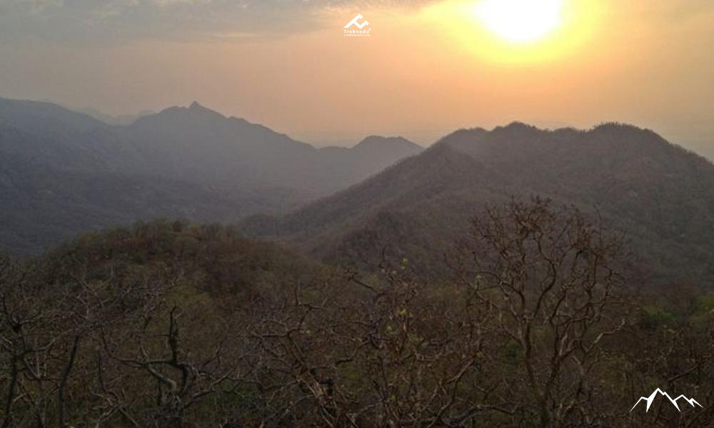 Satpura and the Vindhaya Range