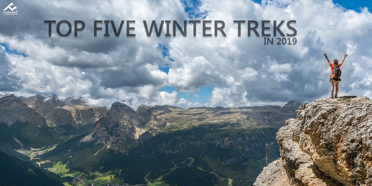 Top 5 Winter Treks in 2019