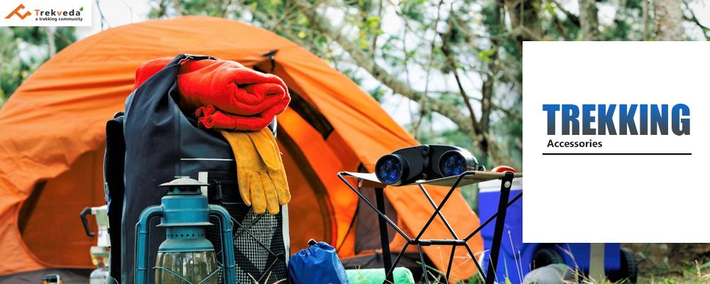Trekking Accessories that helps