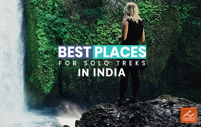 Best Places for Solo treks in India