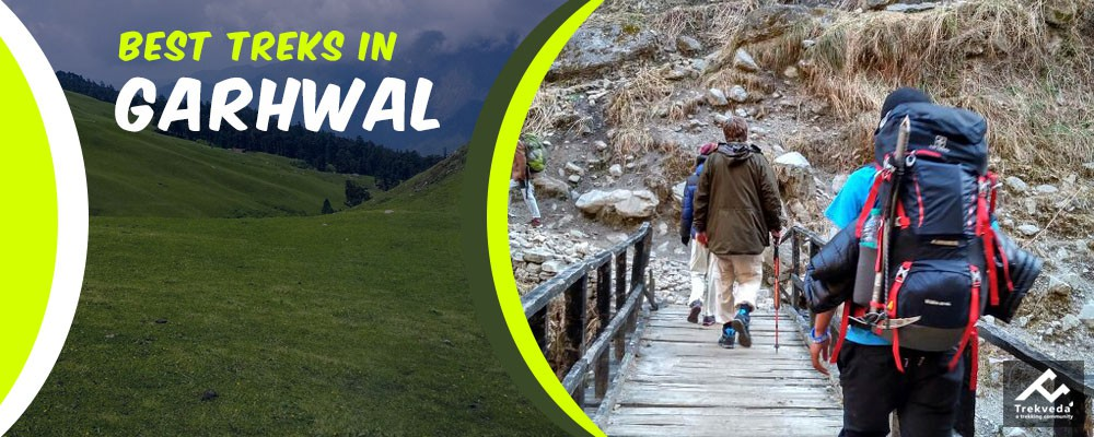 Best Treks in Garhwal for Magnificent View