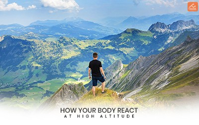 How your Body React at High Altitude
