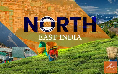 Top 5 treks in North East India