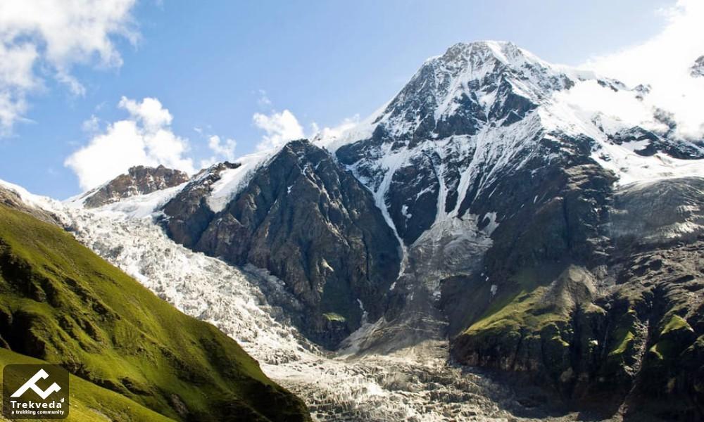 Pindari and Kafini Glaciar