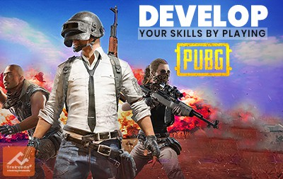 Develop your skills by playing PUBG