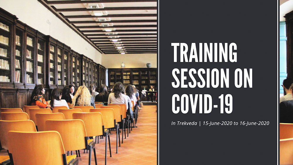 Training Session on Covid-19 Pandemic