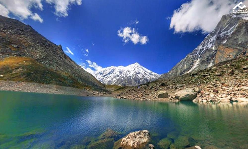 Satopanth Lake Trek
