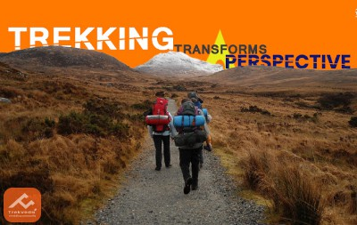 Trekking Transforms The Perspective of How You Perceive Life