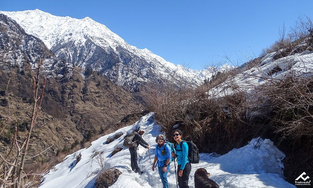 Best Time for Pangarchulla Trek