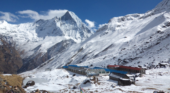 Annapurana base camp