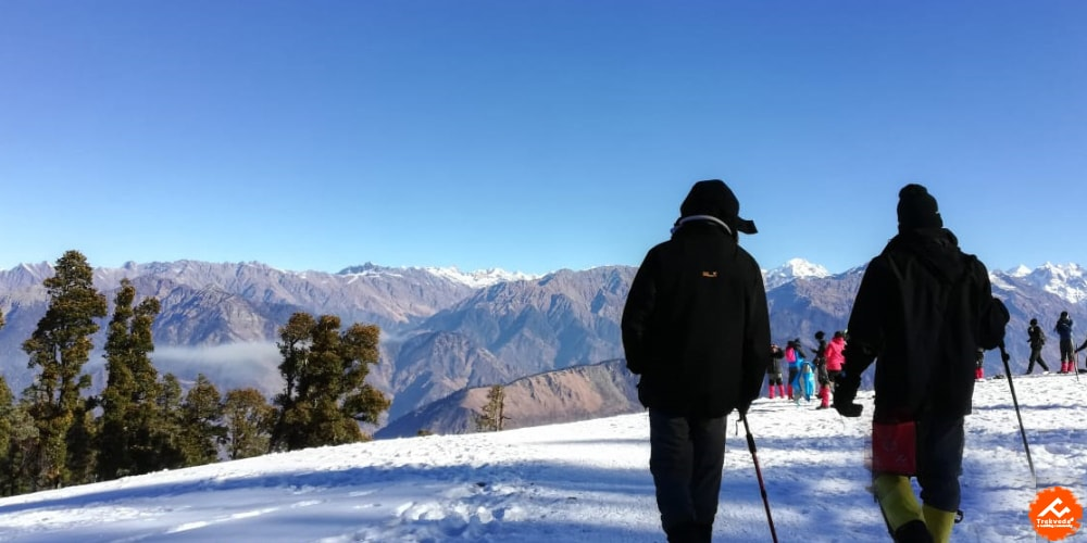 Roopkund Itinerary Day 2