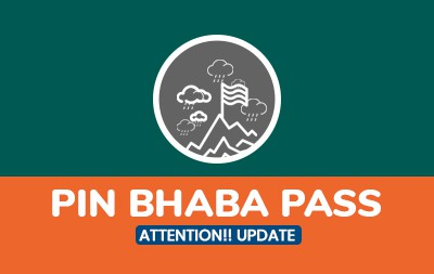 Attention!! Update about Pin Bhaba Pass