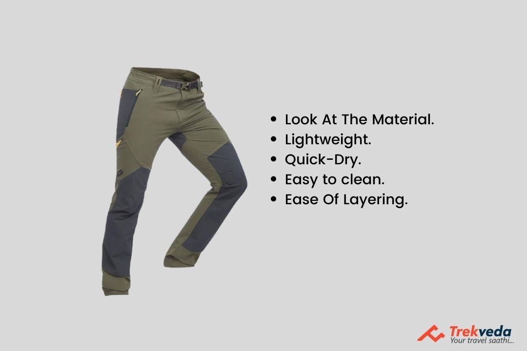 Trekking Pants