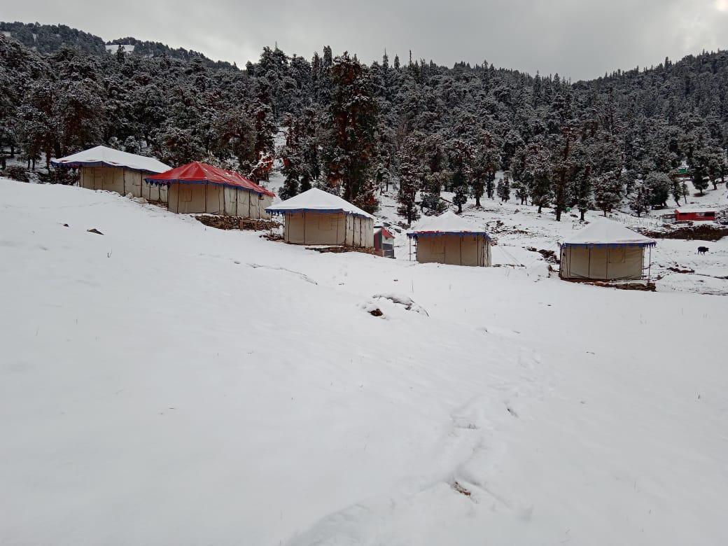 Chopta Chandrashila Deoria Tal Trek