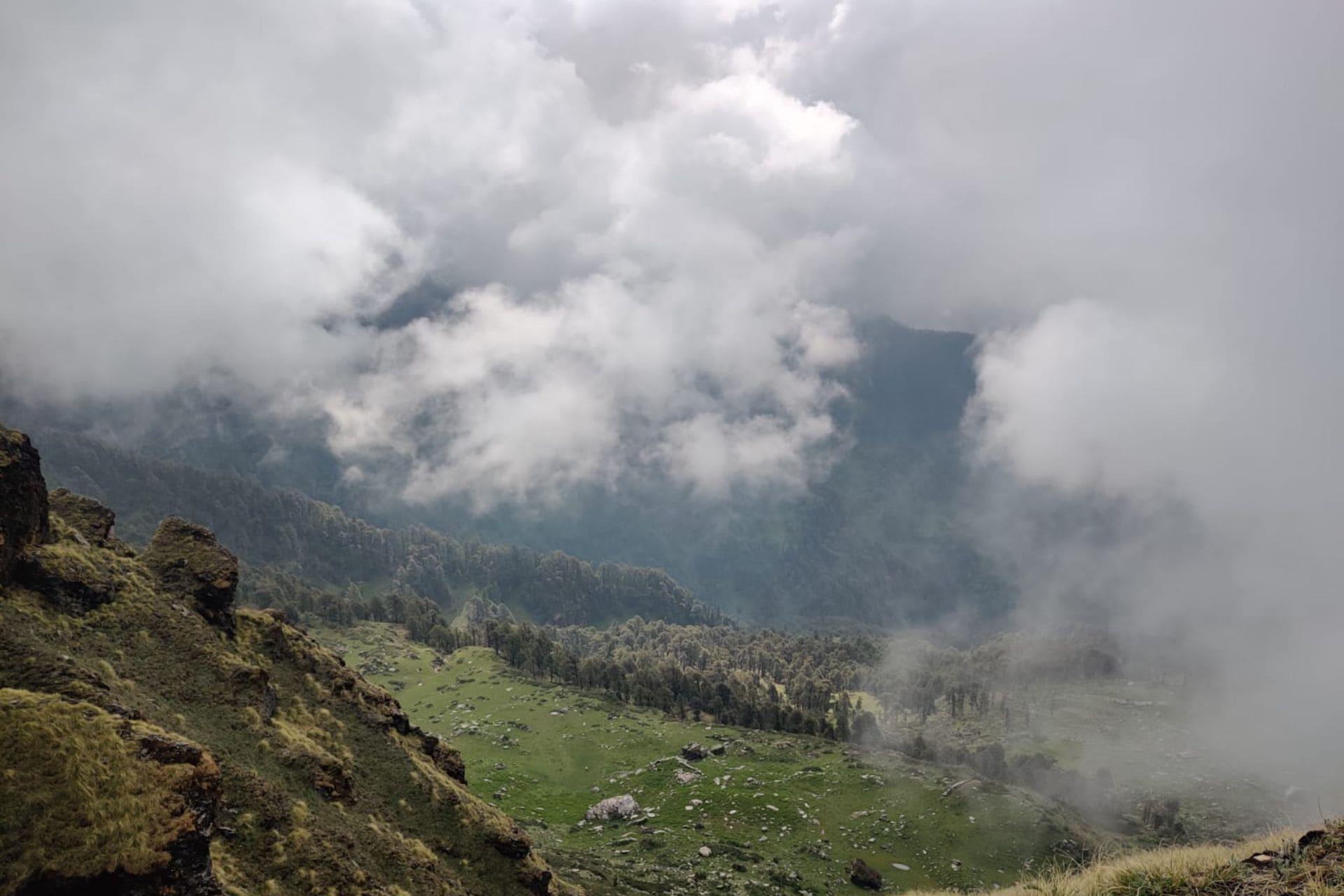 Phulara Ridge Trek
