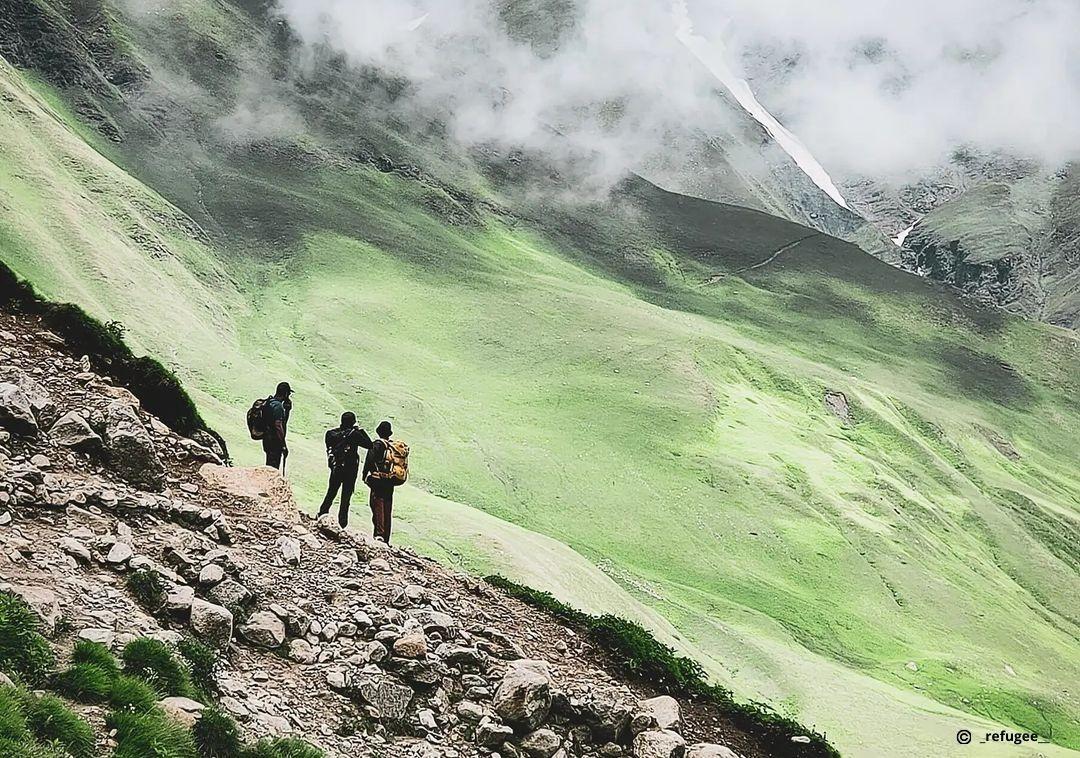Pin Bhaba Pass Trek